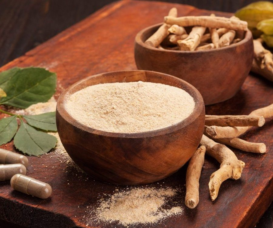 ashwaganda supplement