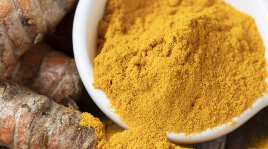 Supplement with Turmeric