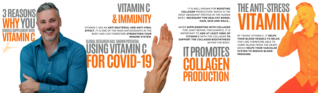 Why vitamin C supplement
