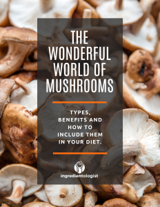 The wonderful world of mushrooms - Typs, benefits and how to include them in your diet