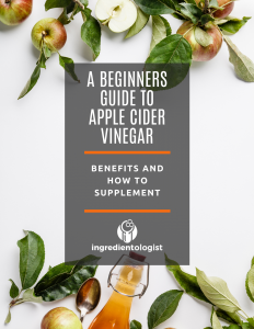 Apple Cider Vinegar by Ingredientologist