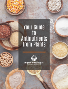 Your Guide to Antinutrients from Plants