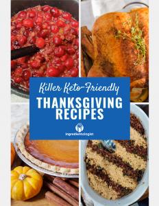 Killer Keto-Friendly Thanksgiving recipes