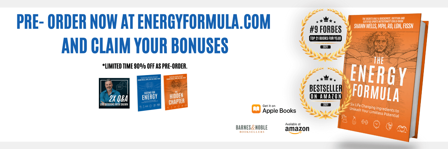 The Energy Formula Book Discount